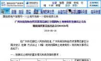 7月15日广州市土拍:出让g10-yy01-3b地块分地块二,总面积9244平方米