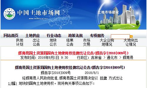 辉南县政府公告.jpg