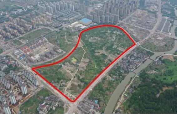 黄岩区西城街道金带路西侧、仪凤街北侧地块实景图.jpg