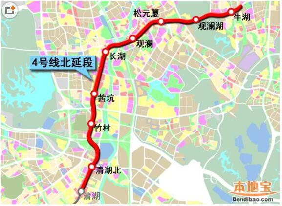 深圳地铁4号线北延段线路图.jpg