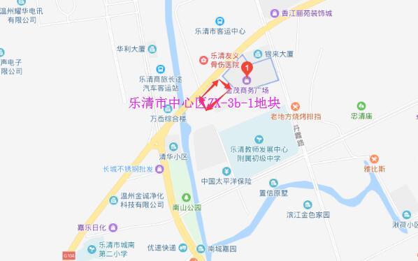 乐清市中心区ZX-3b-1地块位置图.jpg